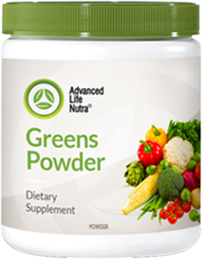 greens powder